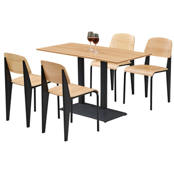 Mobilier De Restauration Rapide Fast Food Restaurant Table Manger Chaises Pour Vente FOHUS
