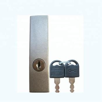 Hot Cyberlock Aluminum Sliding Door Cabinet Lock