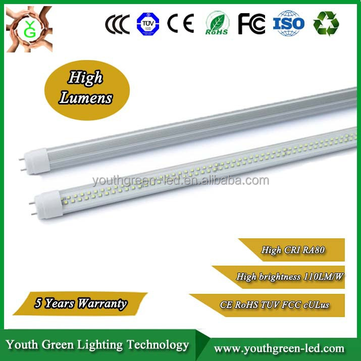 Good price cheap 40w led tube fixture t5 led integration tube light CE UL TUV SAA ETL DLC