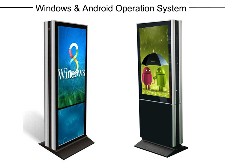 double side lcd digital signage kiosks advertising display android system2 .jpg