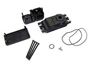 Airtronics Servo Case Set - SRG/HVS (Plastics Only), Model: , Toys & Play