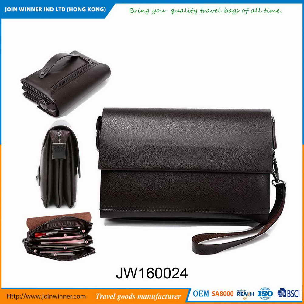 Good Quality wholesale Fancy leather case men&#39s briefcase made in China