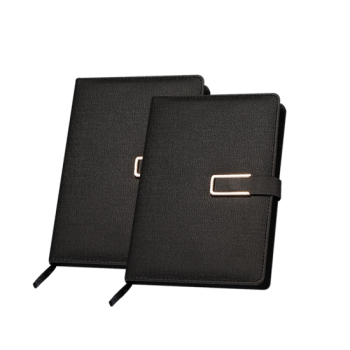 High Class Customized Printing 2020 corporate pu leather notebooks