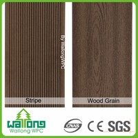 Lowes Cheap 150 x 25 mm WPC outdoor decking composite floor products in UK