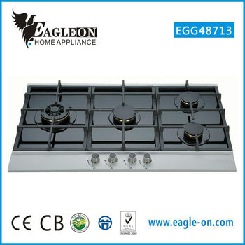 installing gas cooktop over oven