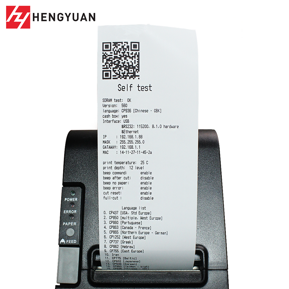 Customized Thermal Paper Roll Two Sides Printing Logo 80x80mm Pre-Printed Colorful Thermal Paper Receipt Roll