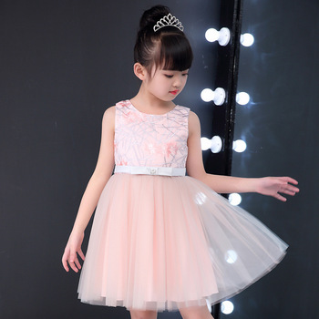 Pretty Princess Summer Clothes Baby Party Dresses In Bangalore
