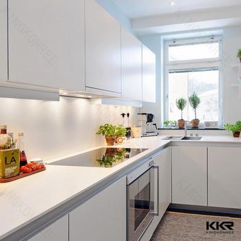 Faux Marmor Granit Muster Küche Künstliche Quarz Stein-arbeitsplatte ...