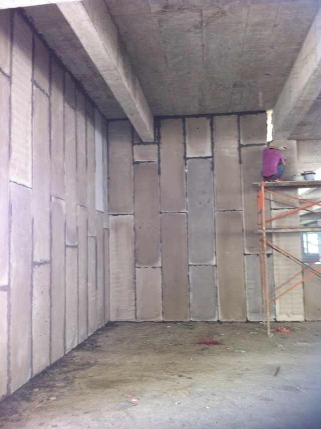 Open haard kelder prefab betonnen wandpanelen sandwich for Prefabricated basement walls
