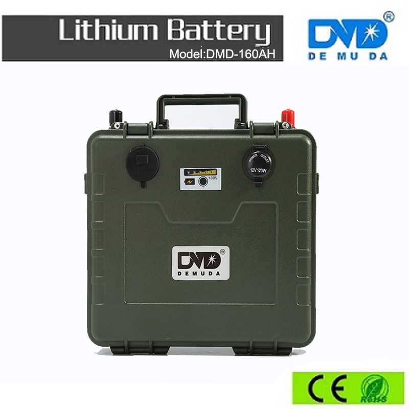 Guangdong factory and promotion price deep cycle battery pack 12v 24v 48v lithium battery 40ah 50ah 60ah 80ah 100ah for EV PV ca