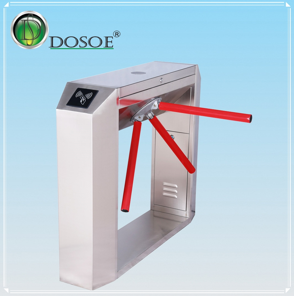 Remote Control Tripod Manual/Half Automatic/Automatic Fingerprint Turnstile with Rfid options