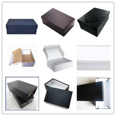 lovely and beautidul retail shoe boxes
