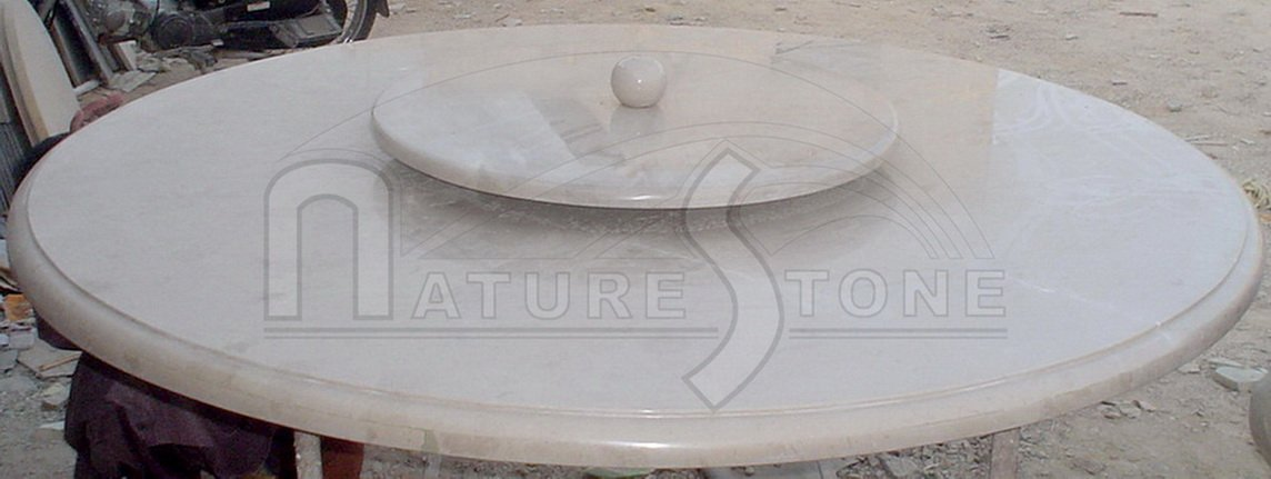 Verona Beige Revolving Table Top,Pakistan Marble U0026 Onyx Table Top,Counter  Top,Restaurants Table Top,Slabs,Tiles,Handicraft   Buy Marble And Onyx Table  Top ...