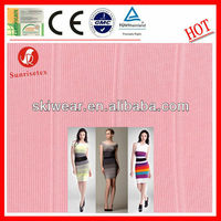 100% Polyester Antistatic Bandage Fabric for Dress