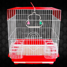 High quality cheap Small Metal Breeding Wholesale Bird Cages For Sale