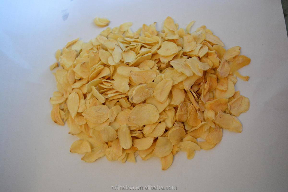 Chinese Ad Dehydrated 2014 Crops Garlic Flakes Without Sulfur ...
