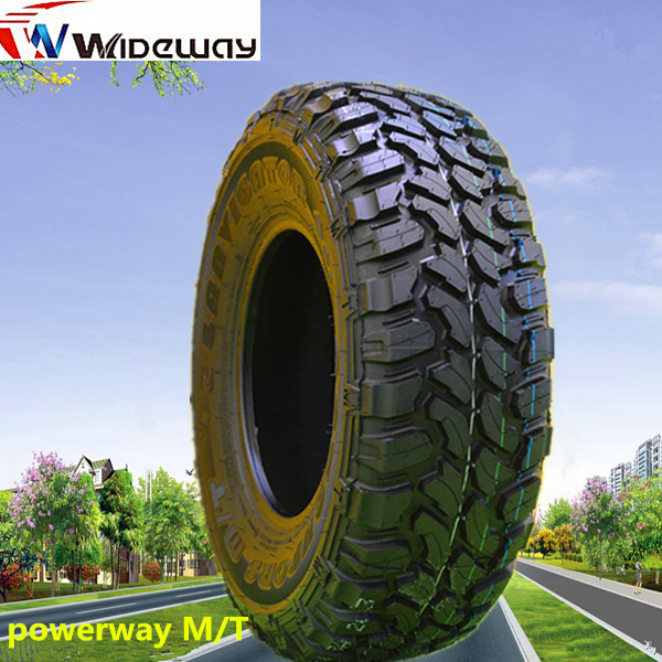 Chinese famous excellent performance radial mud tire