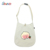 Organic eco cotton tote bag canvas fabric bag for promotional