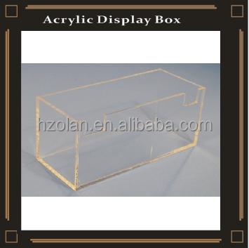 klare plexiglas box mit aufklappbarem deckel speicherkasten und beh lter produkt id 60210641453. Black Bedroom Furniture Sets. Home Design Ideas