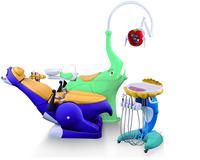 animal shaped Children pediatric kids dental unit