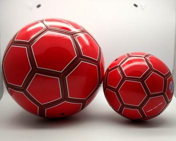 9c1024429 Bola de futebol inflável do pvc da bola de futebol do brinquedo plástico do  PVC mini
