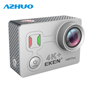 Original EKEN H9R Plus Action Camera 30M Waterproof Ultra HD 4K+ 14MP Photo Video Camera WiFi Control