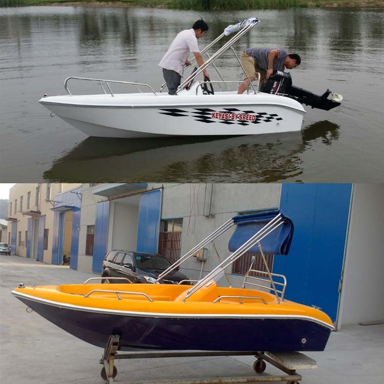 Fishing boat mini speed boat for sale biggest discount for Fishing boat cost