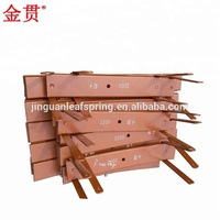 China Custom Made Suspension Parts Used Truck Trailer Leaf Spring with good sale