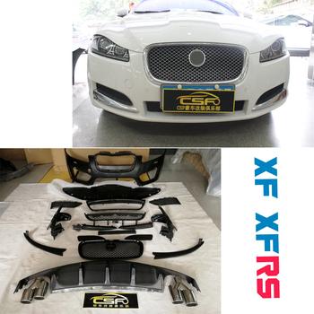 Impressive Body Kit For Jaguar Xf Into Xfrx Style View Jaguar Xf