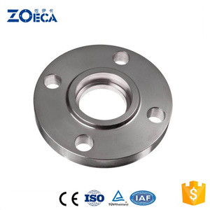 ASME B16.5 A105 Carbon Steel Socket Welding Forged Flanges