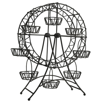 Elegant Ferris Wheel Cupcake Holder cake stand,metal wedding cake stand,FDA cake stand