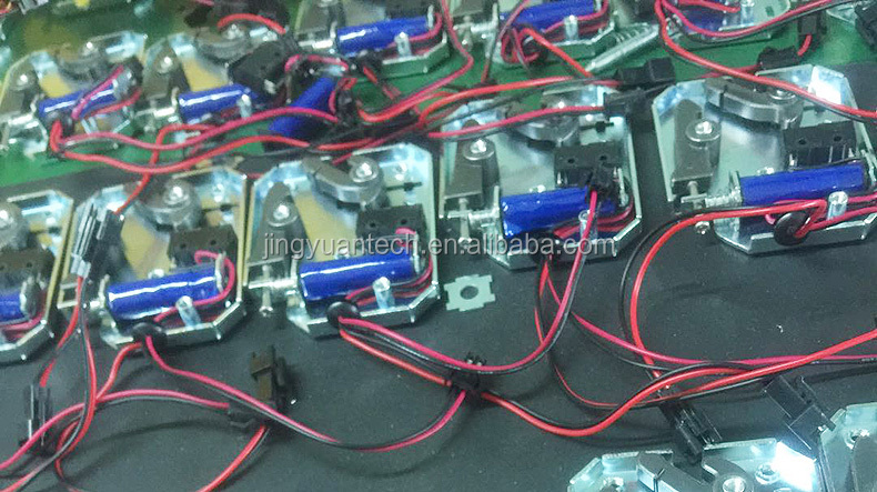 Tube Tubular Cylinder Cylindrical Solenoid Linear Solenoids