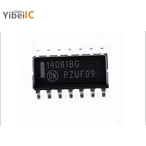 Hot selling MC14081BDR2G SOP14 14081BG MC14081B Logic Gates IC CHIP 3-18V  with great price