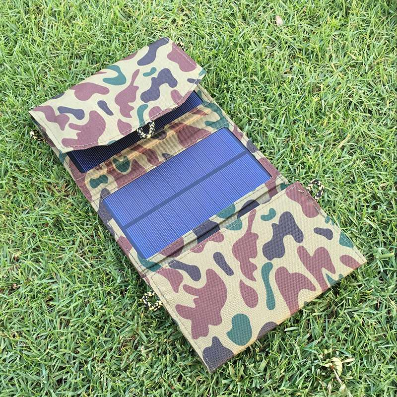 45w portable foldable solar charger power bank 3 solar panel powered phone charger