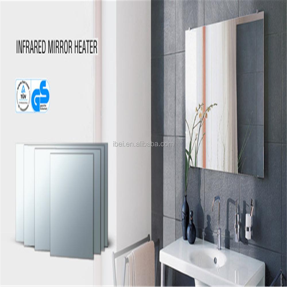 Radiant Bathroom Heaters: Wall/ceiling Mounted Bathroom Heaters Radiant Electric