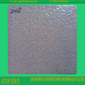 Plaza paving tile ceramic marble texture square anti slip 40x40cm cheap price