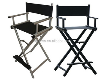 High Quality Lighting Makeup Case With Portable Chair, Makeup Station With  Lights, Trolley,