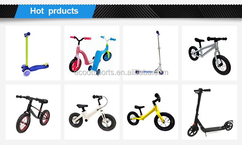 Custom bmx freestyle adult petrol scooter for adult with big wheels