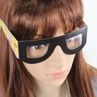 paper diffraction glasses paper opera glasses paper eclipse glasses