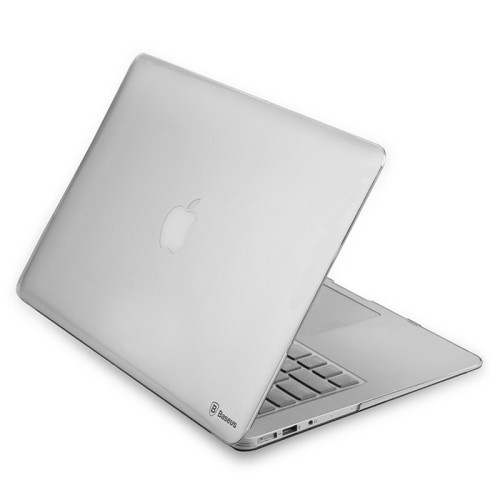 Baseus Sky Case Series 1mm Transparent Ultrathin PC Hard Case Cover for Macbook Air 13 inch