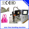 alibaba china gold supplier ultrasonic seamless underwear fusing&bonding machine for sew free brassiere