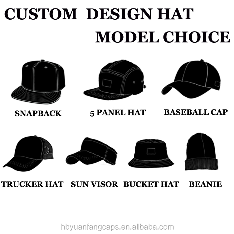 Customize Print Trucker Hats/big Head Hats/long Bill Baseball Cap ...
