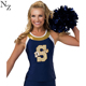 Custom Made Sublimation Transfer Hot Sexy Cheerleading Uniforms For Girl