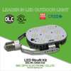 LED high bay light Retrofit Kit Mean Well driver DLC UL cUL E39 lamp base bracket