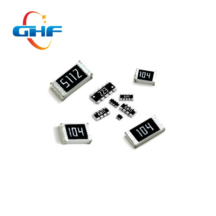 Resistor Networks /& Arrays Thick Film Chip 8R Network 1206 5/% 500 pieces