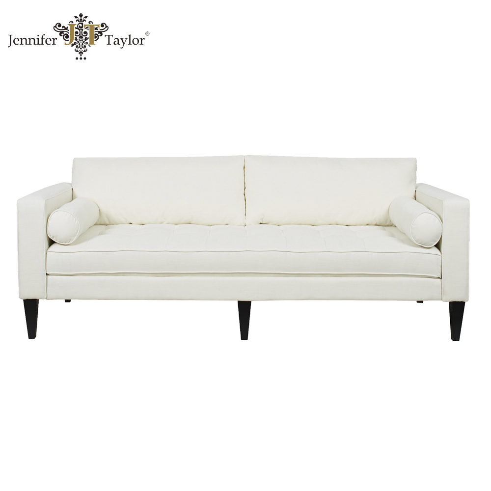 Modern style space saving 3 seater sofa home furniture
