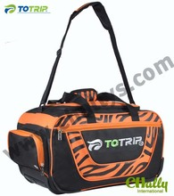 Custom made printing trolley gym bag