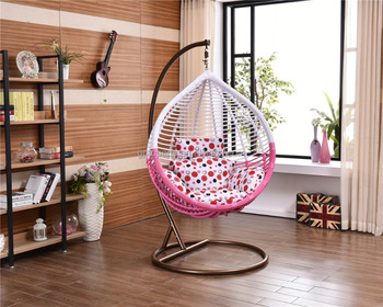Cheap Price Swing Chair For Bedroom Single Seat Hanging Chair