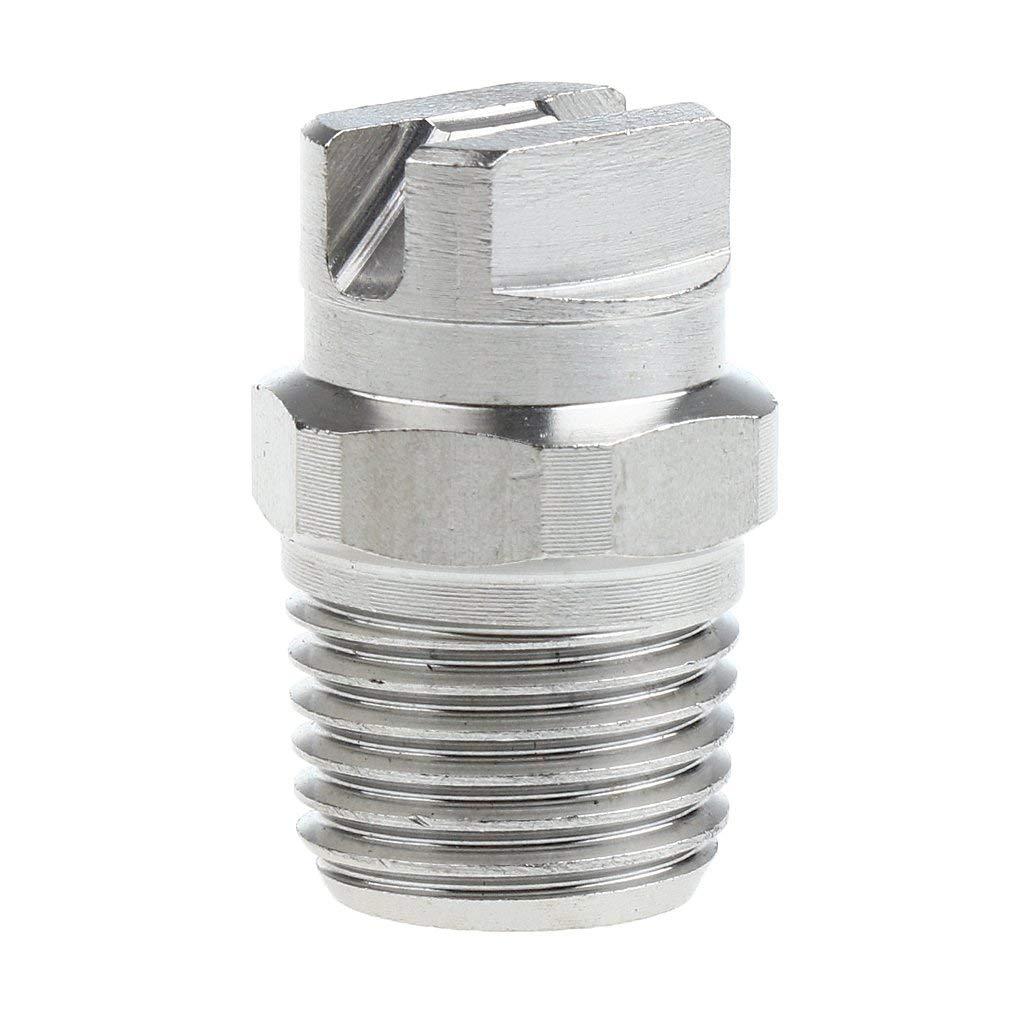 MagiDeal HVV-SS6503 High Pressure Spray Fan Nozzle 1/4'' Pressure Washer Accessories