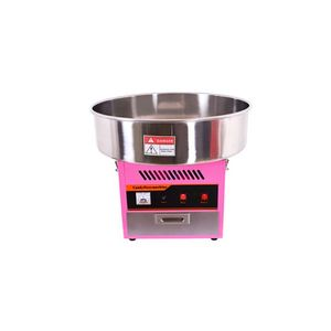 Stylish and Durable Mobile Roti Candy Ice Floss Vending Maker Machine
